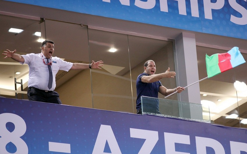 Azərbaycan milli komandası cüdo üzrə dünya çempionatında ikinci medalını qazanıb