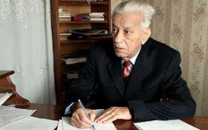 Prezident İlham Əliyev Bəxtiyar Vahabzadənin 90 illik yubileyinin keçirilməsi haqqında sərəncam imzalayıb