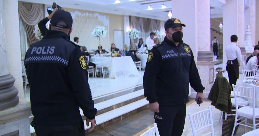 DİN: 216 nəfər COVID-19pasportu olmadığına görə şənliyə buraxılmayıb