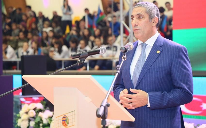 Siyavuş Novruzov: Azərbaycanı indi idman ölkəsi kimi tanıyırlar