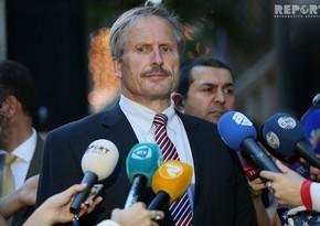 Посол США: Нагорно-карабахский конфликт должен быть урегулирован как можно скорее