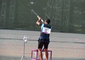 Tokio-2020: Stend atıcımız 30 idmançı arasında 27-ci pillədə