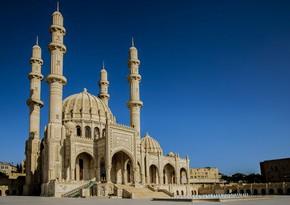 В мечети Гейдар в Баку совершен праздничный намаз