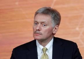 Peskov: Rusiya, Azərbaycan və Ermənistan liderlərinin görüşü planlaşdırılmır