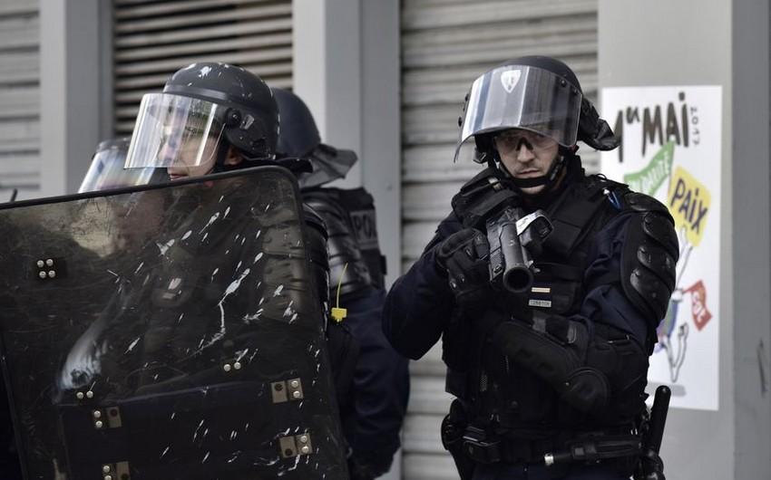 Fransada antiterror əməliyyatı zamanı 6 nəfər saxlanılıb