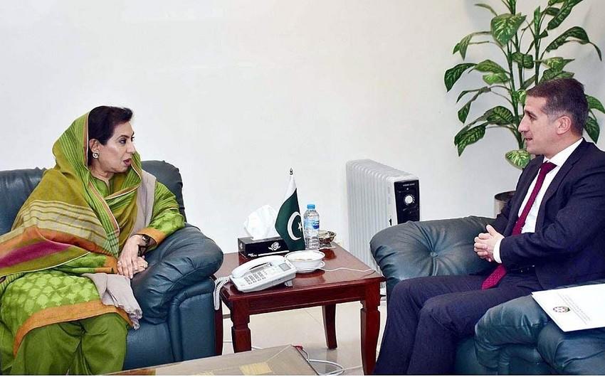 Министр: Пакистан заинтересован в расширении сотрудничества с Азербайджаном