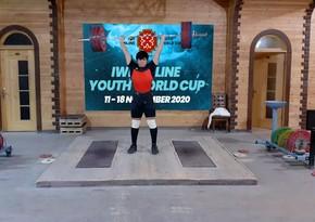 Azərbaycan idmançısı Dünya Kubokunda bir qızıl, iki gümüş medal qazandı