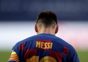 Messi futbol tarixinin ən böyük xəyanətində ittiham olundu
