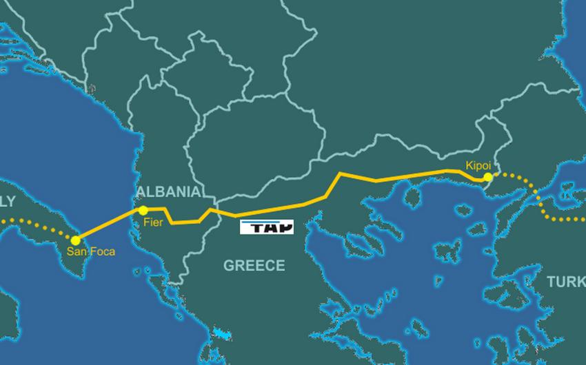 Yunanıstan səfiri: TAP layihəsi ilə bağlı problemlər aradan qaldırılıb
