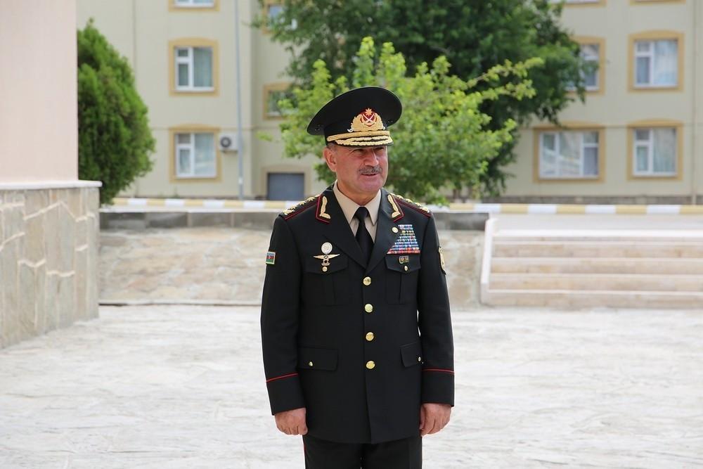Kərəm Mustafayev: Naxçıvanda hərbi infrastruktur müasirləşdirilir