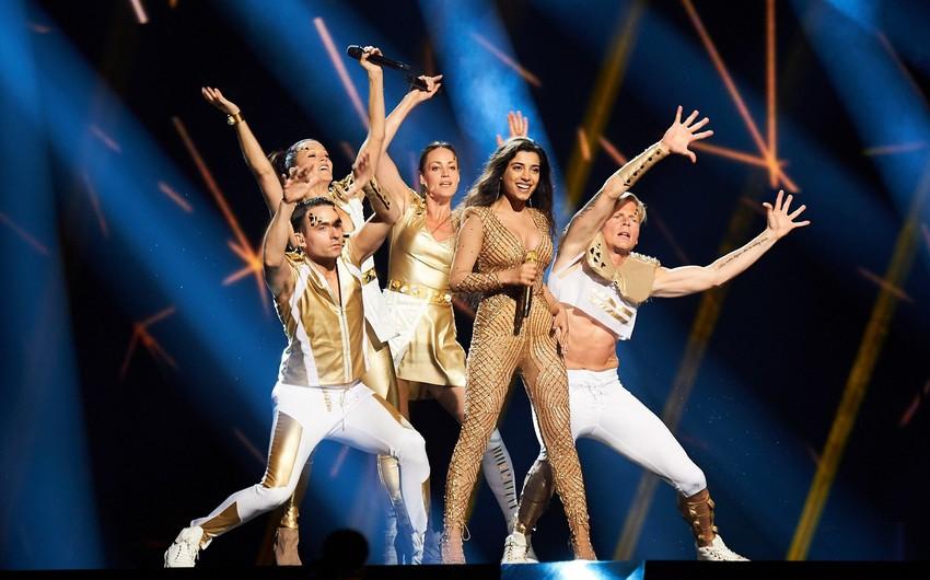 Azərbaycan təmsilçisi Eurovision-2016nın finalına vəsiqə qazanıb - VİDEO