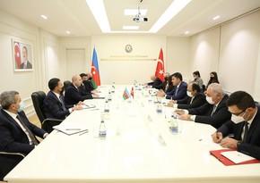 Azerbaijan, Turkey expand cooperation in urban development