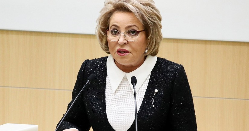 Глава Совфеда: Россия встревожена обострением ситуации на армяно-азербайджанской границе
