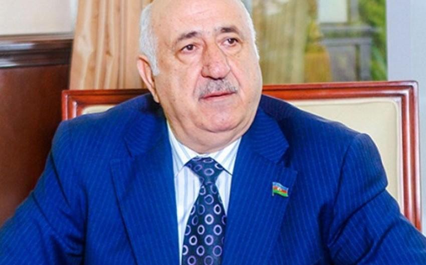 Deputat Yevda Abramov Milli Onkologiya Mərkəzində əməliyyat olunub