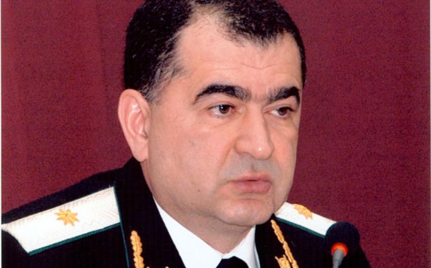 Группа журналистов встретилась с прокурором города Баку