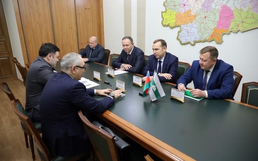 Губернатор: Курганская область заинтересована в развитии сотрудничества с Азербайджаном