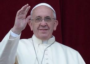 Папа Римский Франциск собирается посетить три страны