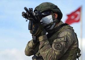 Türkiyə xüsusi təyinatlıları İraq və Suriyada terrorçuları məhv edib