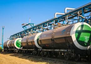 В этом году Азербайджан экспортировал в Украину 5,7 тыс. тонн битума