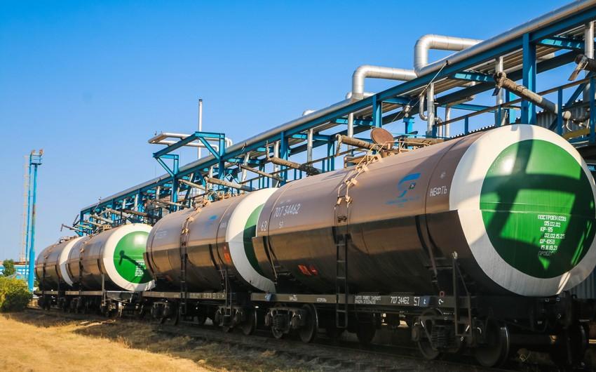 Bu il Azərbaycan Ukraynaya 5,7 min ton bitum ixrac edib