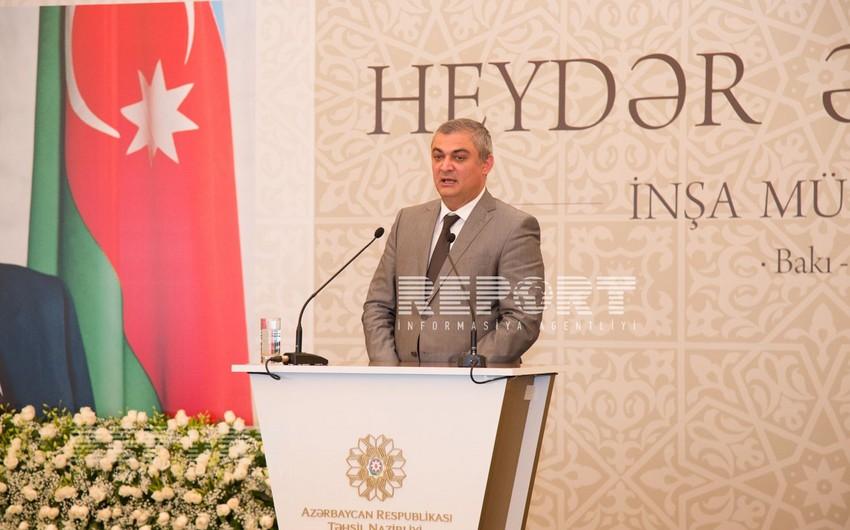 Президент Ильхам Алиев назначил нового начальника Управления комплекса Площади Государственного флага