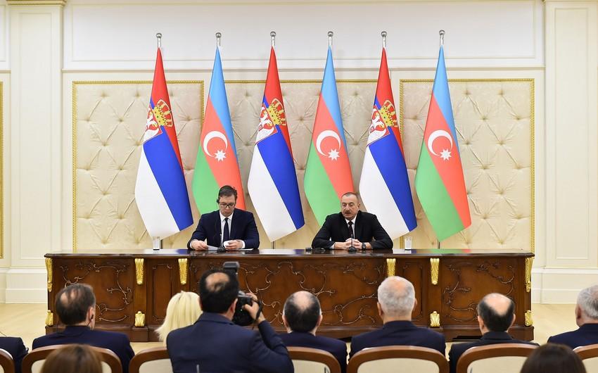 """Azərbaycan Prezidenti: """"Şahdəniz-2"""" layihəsi yaxın günlərdə başa çatacaq"""