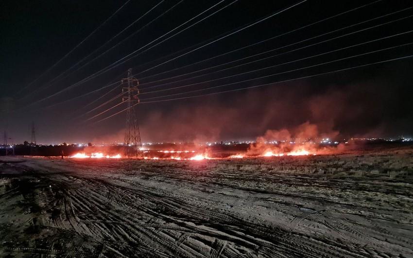 Три ракеты упали близ аэропорта Эрбиля на севере Ирака