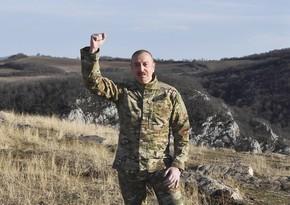 """Azərbaycan Prezidenti: """"Şuşi"""" adlı şəhər yoxdur,Şuşa var"""""""