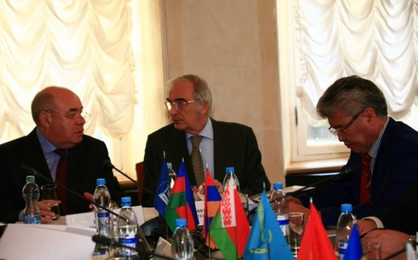 Polad Bülbüloğlu yenidən MDB ölkələri Dövlətlərarası Humanitar Əməkdaşlığı Fondunun İdarə Heyətinin sədri seçilib