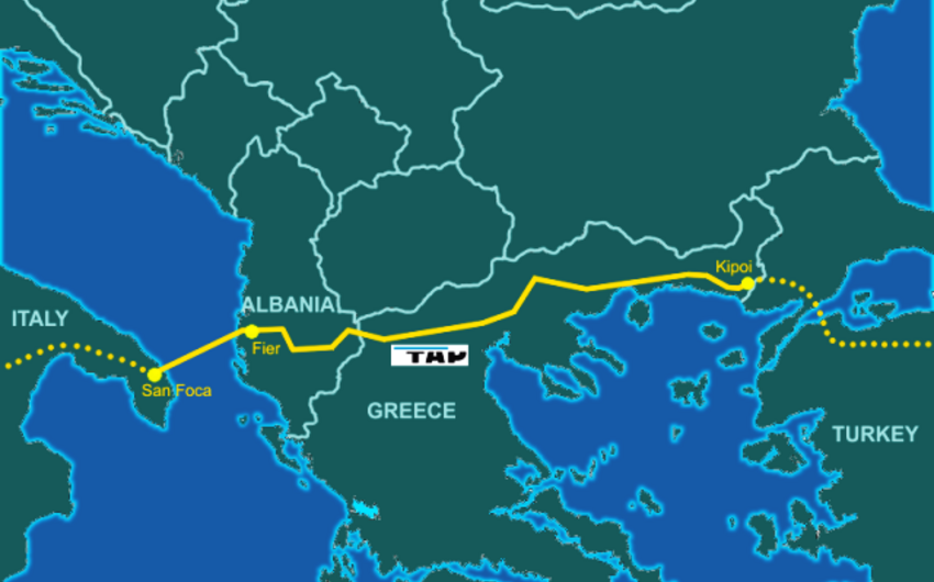 Albaniyaya yatırılan xarici investisiyanın 40%-i TAP-ın payına düşüb