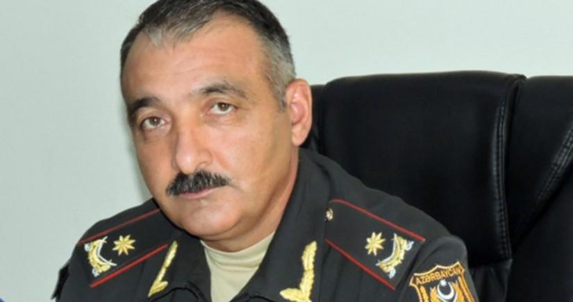 Анвар Эфендиевназначен заместителем министра обороны - командующим Сухопутными войсками