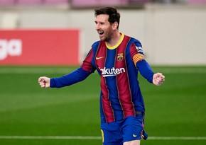 Barselona Messi ilə yeni müqaviləni bu tarixdə açıqlayacaq
