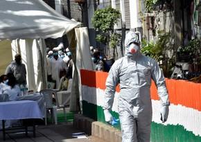 Hindistanda 94 mindən çox insanda koronavirus aşkarlandı
