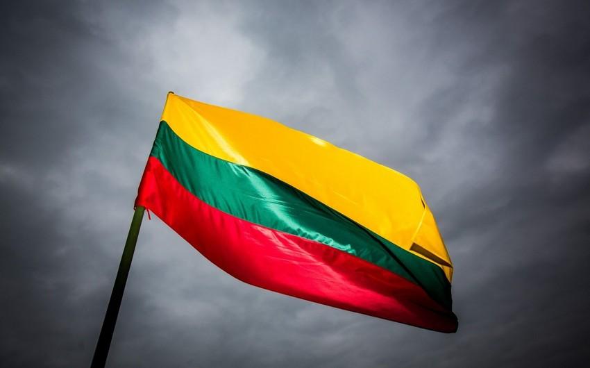 Litva Belarusa nota verdi