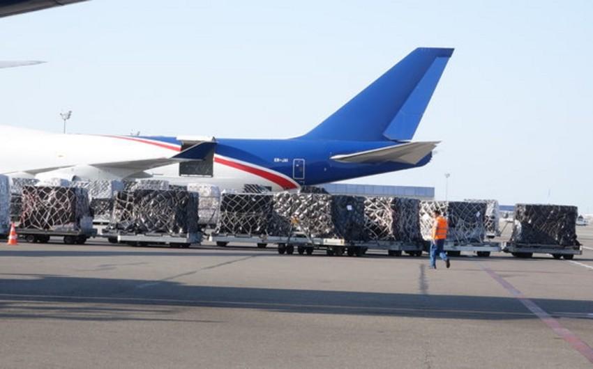 Azərbaycan İndoneziyaya humanitar yardım göndərib