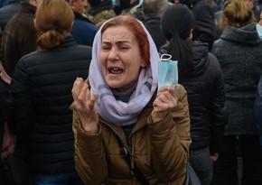 Armenian parents: Bring back our children!