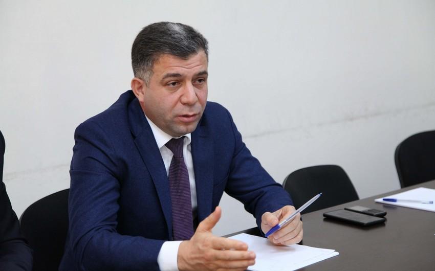 Ruslan Əliyev: Xırdalandakı partlayışla bağlı araşdırma davam etdirilir