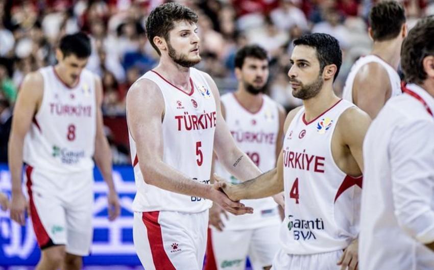 Türkiyənin basketbol millisi dünya çempionatında mükafatsız qalıb