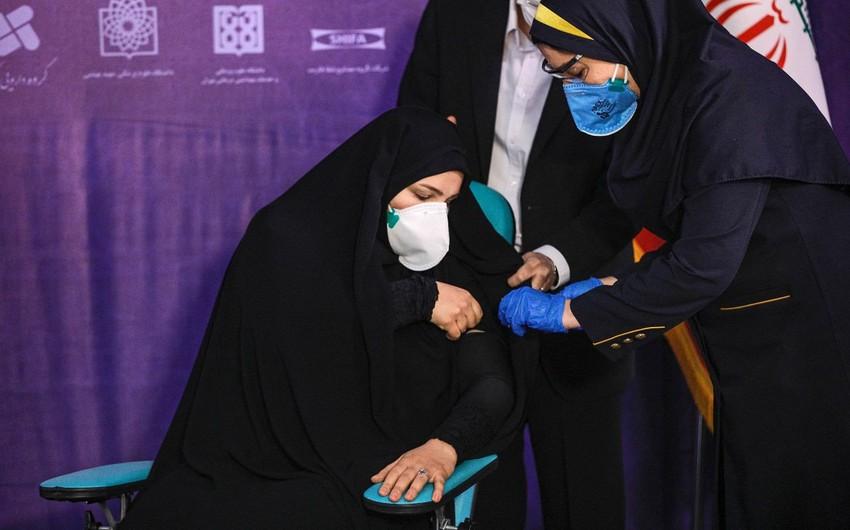 Iran successfully tests domestic COVID vaccine in humans