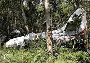 В Испании потерпел крушение самолет, двое погибли
