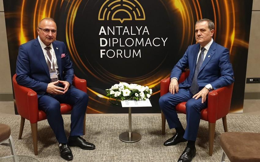 Azerbaijani, Croatian FMs mull cooperation issues