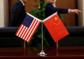ABŞ Çinin 7 texnoloji şirkətinə sanksiya tətbiq edib