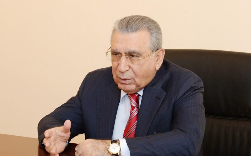 Ramiz Mehdiyev Moskvada MDB dövlətləri təhlükəsizlik şuraları katiblərinin iclasında iştirak edib