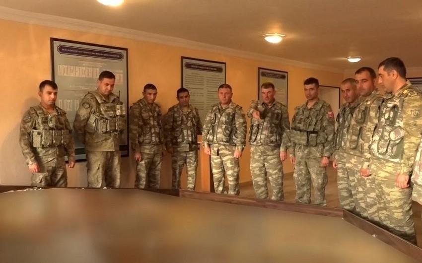 В Нахчыване продолжаются совместныеучения военнослужащих Азербайджанаи Турции