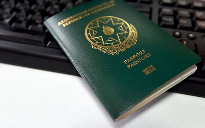 Azerbaijan improves its position in Passport Index