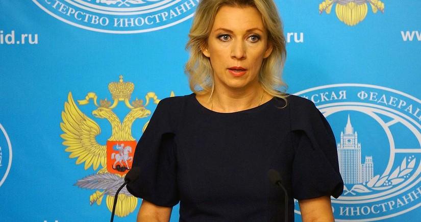 Rusiya XİN: Vaşinqtonun davranışına cavab qaçılmaz olacaq