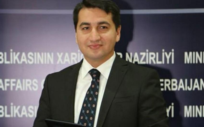 XİN: Azərbaycan Latın Amerikası ölkələri ilə əlaqələrin inkişafında maraqlıdır