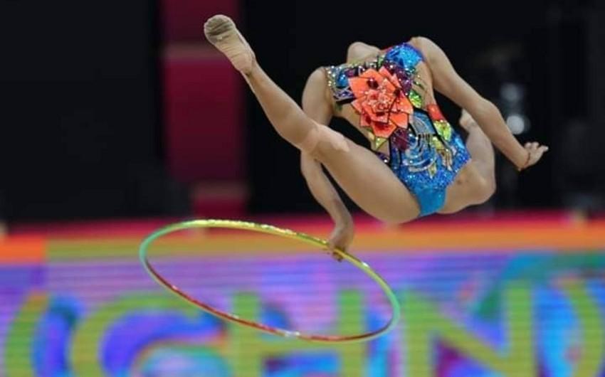 Bakıda keçirilən bədii gimnastika üzrə dünya çempionatı açıq elan edilib