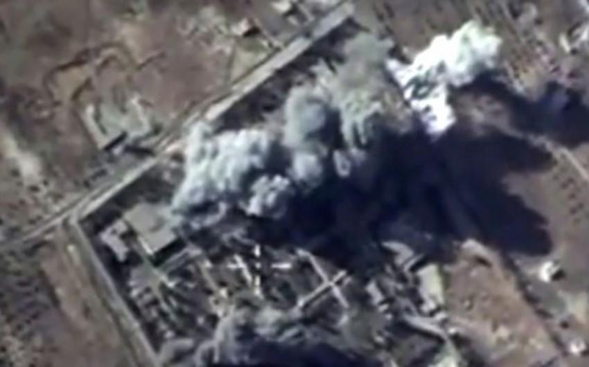Avropa İttifaqı Rusiyanı İŞİD-in hədəf alınmadığı hava hücumlarını dərhal dayandırmağa çağırıb
