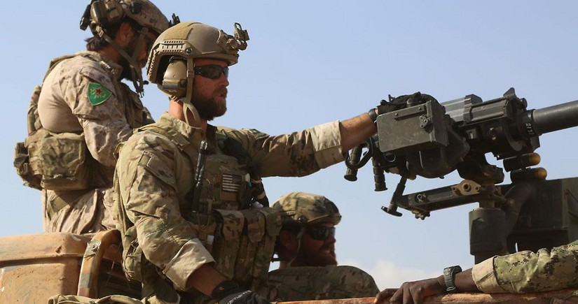 US army conducts operation in Syria, civilians killed